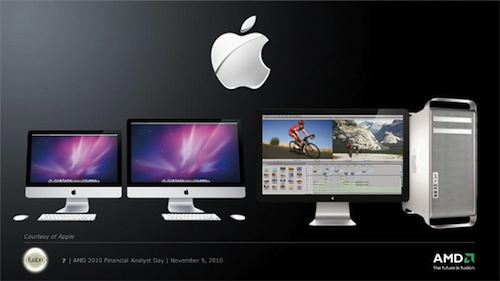 AMD and Apple